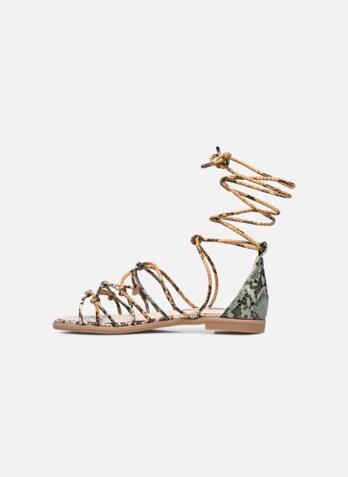Sandali e scarpe aperte MTNG 50512 Verde immagine frontale