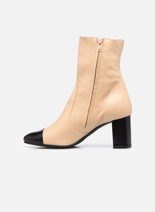 Stiefeletten & Boots Jonak DIDBOUT beige ansicht von vorne