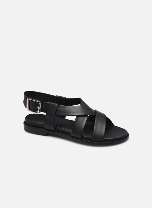 Sandales et nu-pieds Jonak WENDA Noir vue détail/paire