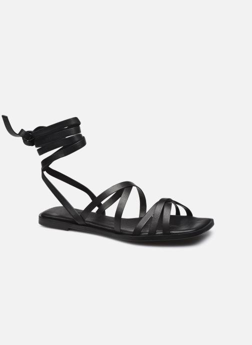 Sandalen Alohas Sandals Element Zwart detail