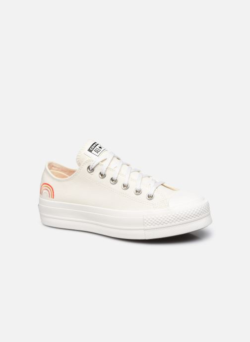 Sneaker Converse Chuck Taylor All Star Lift Ox W mehrfarbig detaillierte ansicht/modell