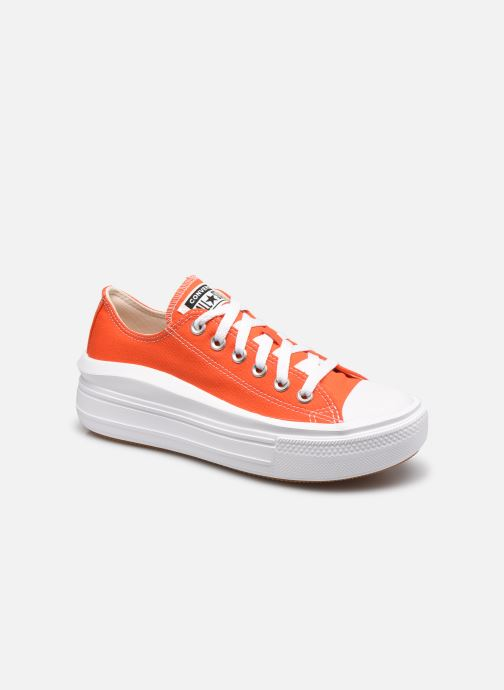 Sneakers Converse Chuck Taylor All Star Move Ox W Rood detail