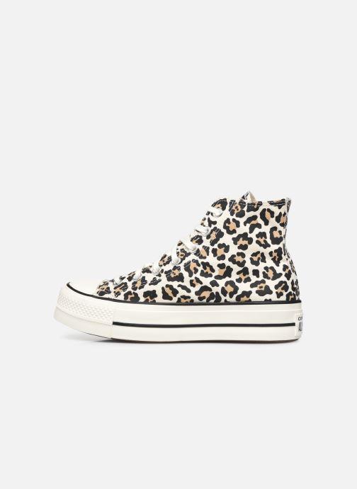 Sneaker Converse Chuck Taylor All Star Lift Hi W mehrfarbig ansicht von vorne
