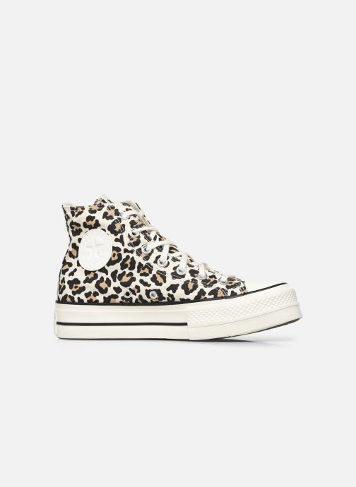 Sneaker Converse Chuck Taylor All Star Lift Hi W mehrfarbig ansicht von hinten