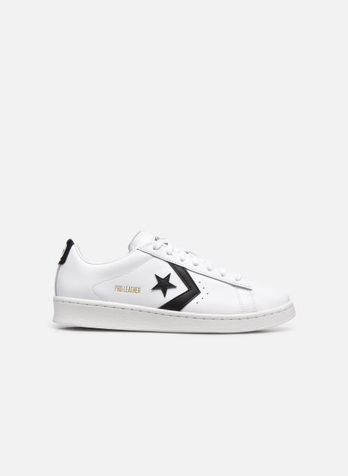 Sneakers Converse Pro Leather Ox Bianco immagine posteriore