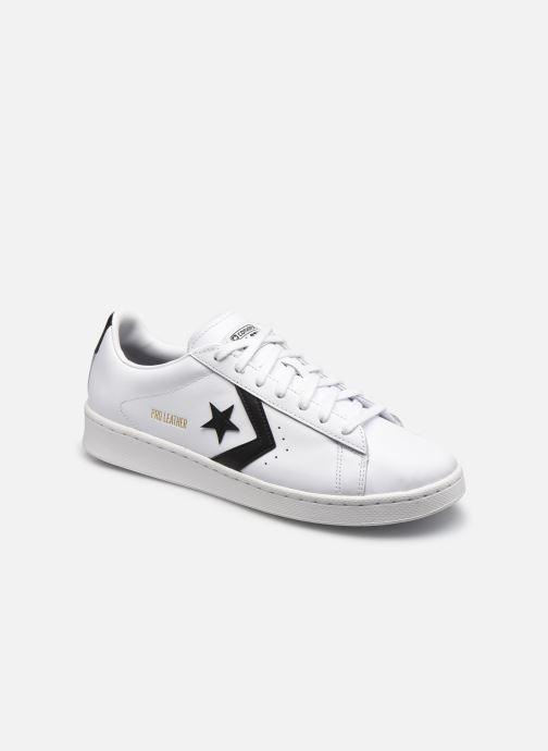 Sneakers Converse Pro Leather Ox Bianco vedi dettaglio/paio