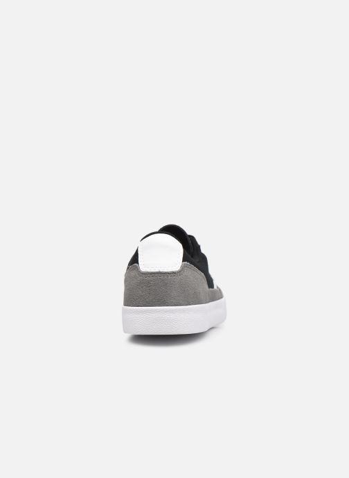 Sneaker Converse Net Star Classic Ox M schwarz ansicht von rechts