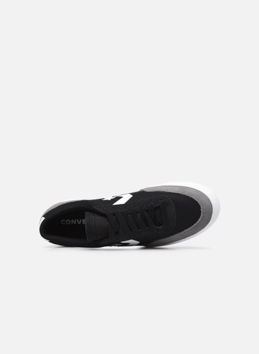 Sneaker Converse Net Star Classic Ox M schwarz ansicht von links