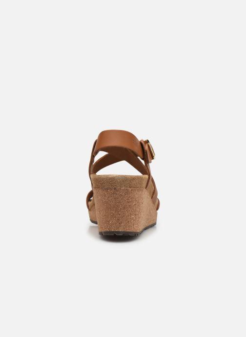 Sandales et nu-pieds Papillio SIBYL RING BUCKLE Marron vue droite