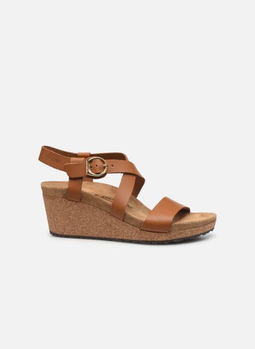 Sandales et nu-pieds Papillio SIBYL RING BUCKLE Marron vue derrière