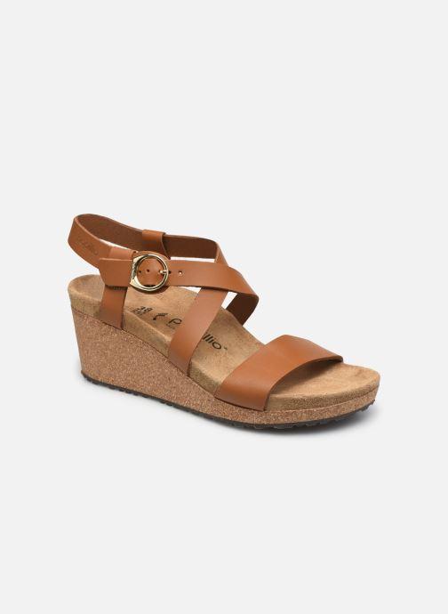 Sandales et nu-pieds Papillio SIBYL RING BUCKLE Marron vue détail/paire