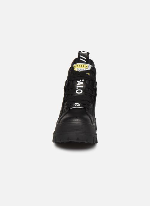 Sneakers Buffalo ASPHA Zwart model