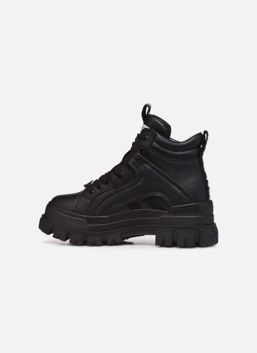 Sneakers Buffalo ASPHA Zwart voorkant