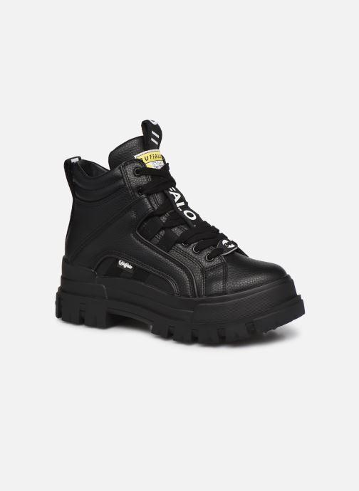 Sneaker Buffalo ASPHA schwarz detaillierte ansicht/modell