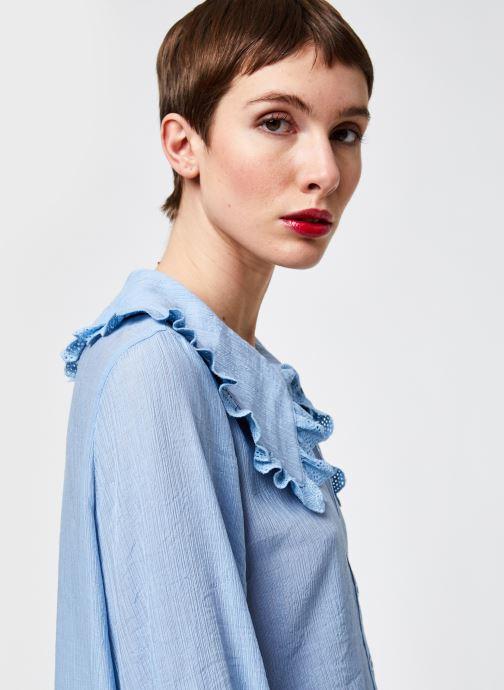 Vêtements An'ge Alexe Bleu vue face