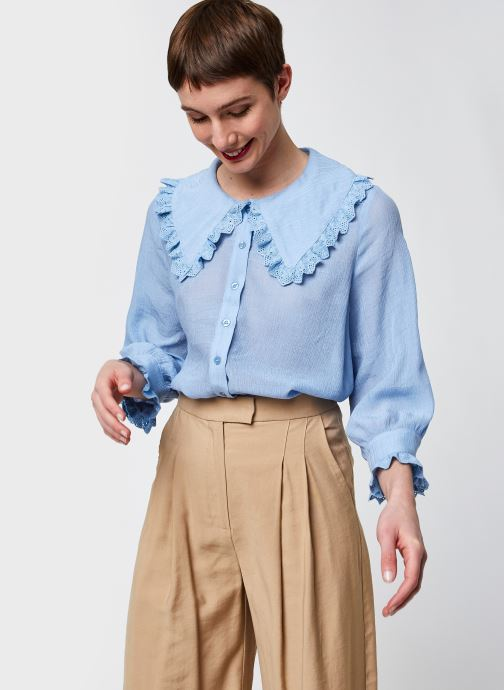 Vêtements An'ge Alexe Bleu vue détail/paire