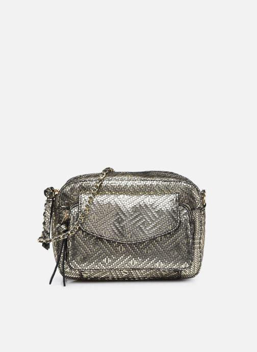 Handtaschen Pieces DAINO LEATHER CROSS BODY FC gold/bronze detaillierte ansicht/modell