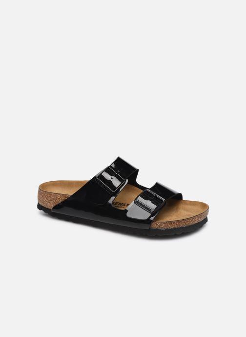 Clogs & Pantoletten Birkenstock Arizona BIRKOFLOR W New schwarz detaillierte ansicht/modell