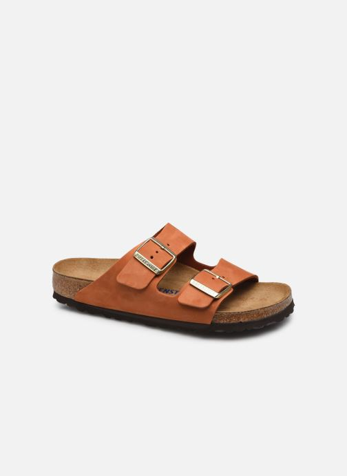 Sandalen Damen Arizona Cuir Nubuck Soft Footbed W