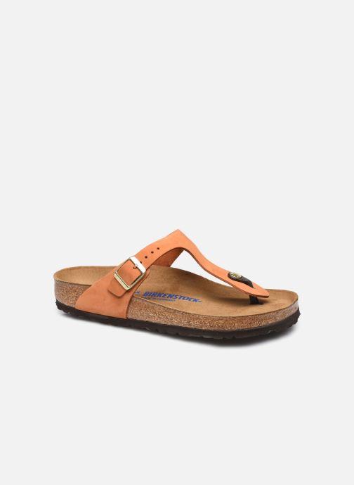 Sandales et nu-pieds Femme Gizeh SFB Cuir Nubuck W