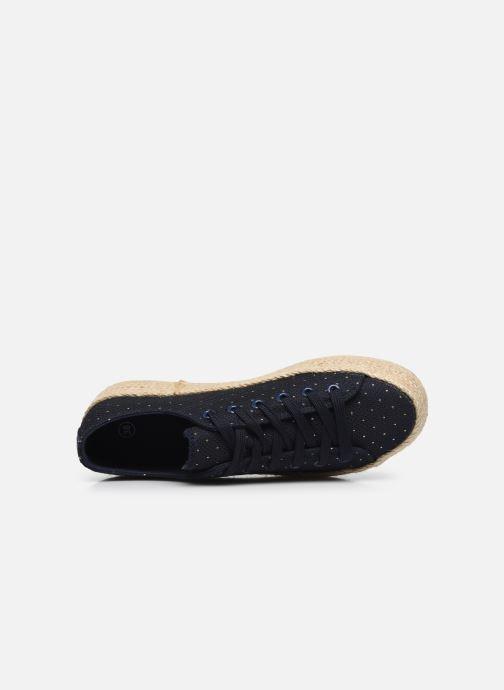 Espadrilles I Love Shoes LICORDE Zwart links