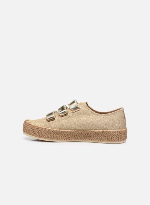 Espadrilles I Love Shoes LISEAK Beige voorkant