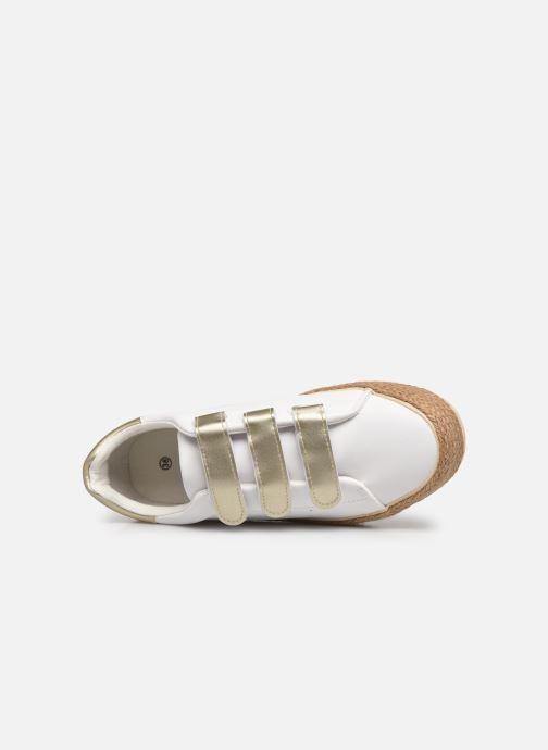 Espadrilles I Love Shoes LISEAK Wit links