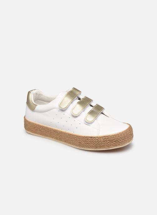 Espadrilles I Love Shoes LISEAK Wit detail
