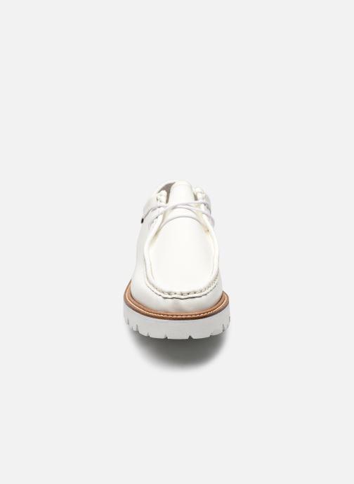 Veterschoenen G.H. Bass Wallace WMN Two-Eye Tie Shoe Wit model