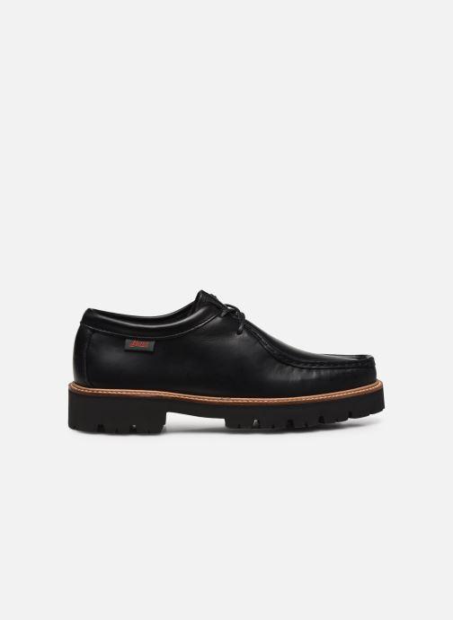 Veterschoenen G.H. Bass Wallace WMN Two-Eye Tie Shoe Zwart achterkant