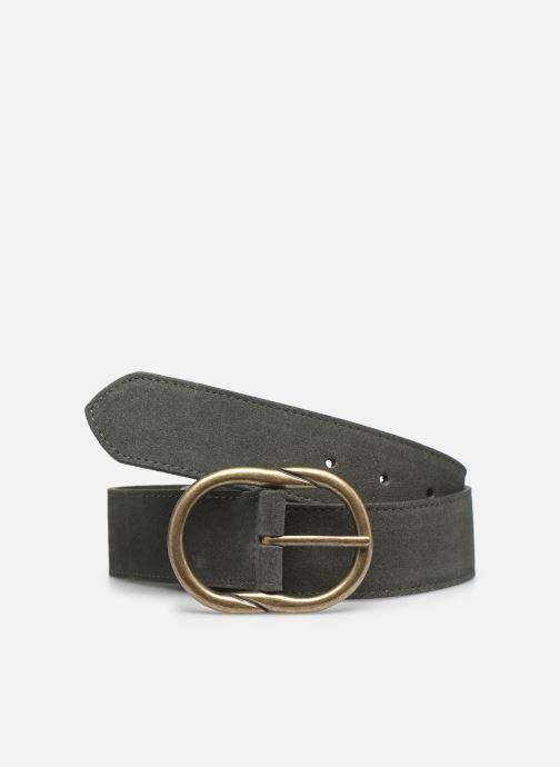 Cinture Pieces Laura Suede Jeans Belt Verde vedi dettaglio/paio