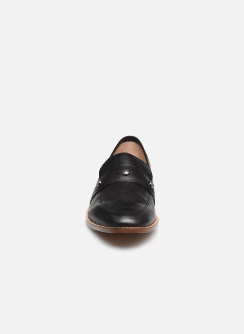 Slipper Karston JINESS schwarz schuhe getragen