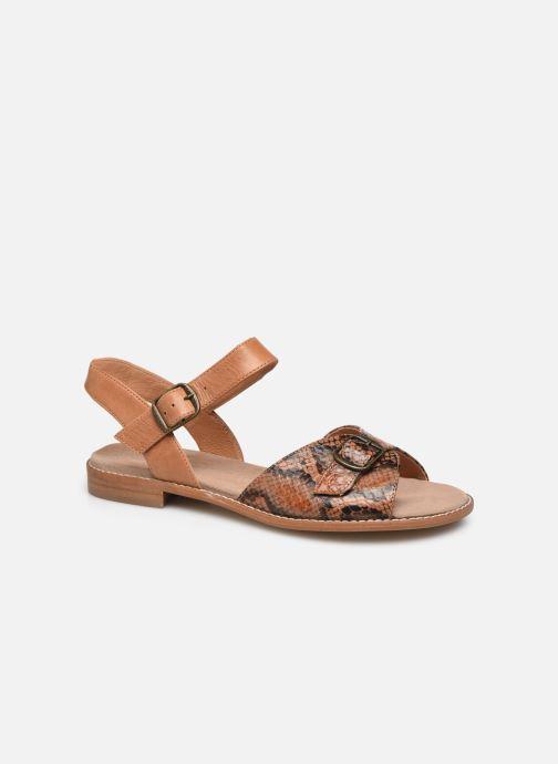Sandales et nu-pieds Femme XABERO
