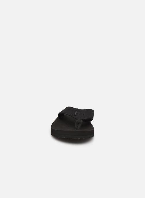 Zehensandalen Cool Shoe Cloud schwarz schuhe getragen