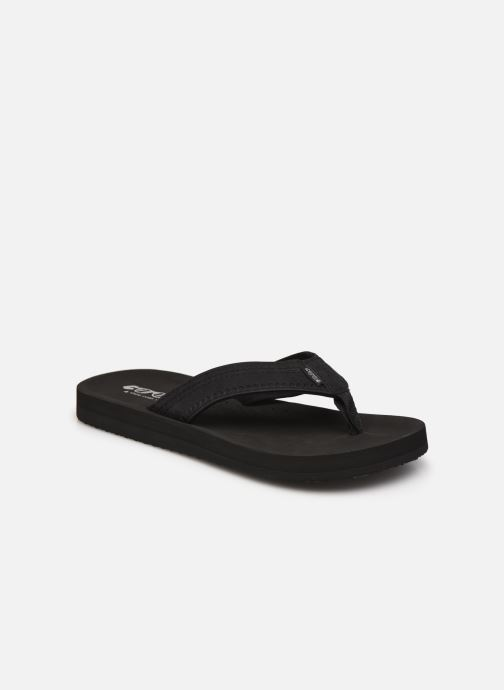 Zehensandalen Cool Shoe Cloud schwarz detaillierte ansicht/modell