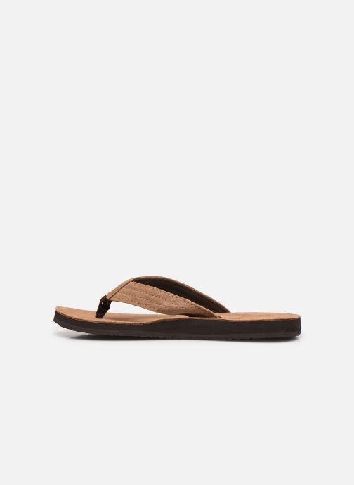 Zehensandalen Cool Shoe Miral 3 braun ansicht von vorne