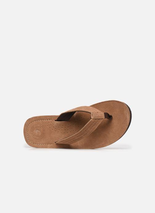 Zehensandalen Cool Shoe Miral 3 braun ansicht von links
