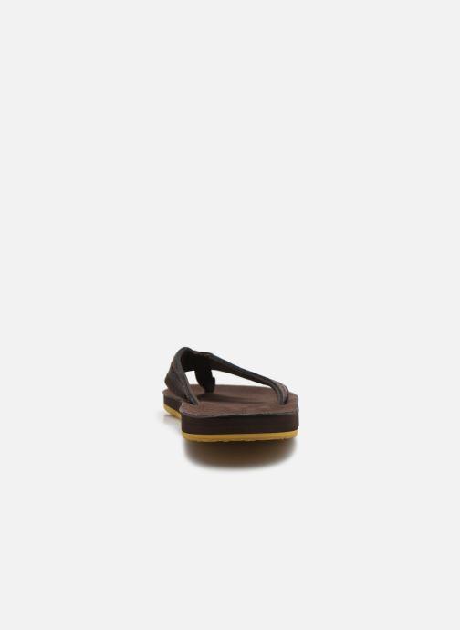 Zehensandalen Cool Shoe CLOUD DLX braun ansicht von rechts
