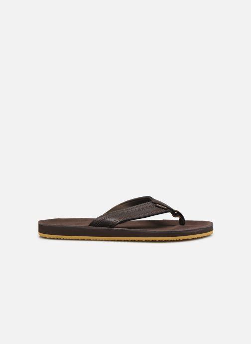 Zehensandalen Cool Shoe CLOUD DLX braun ansicht von hinten