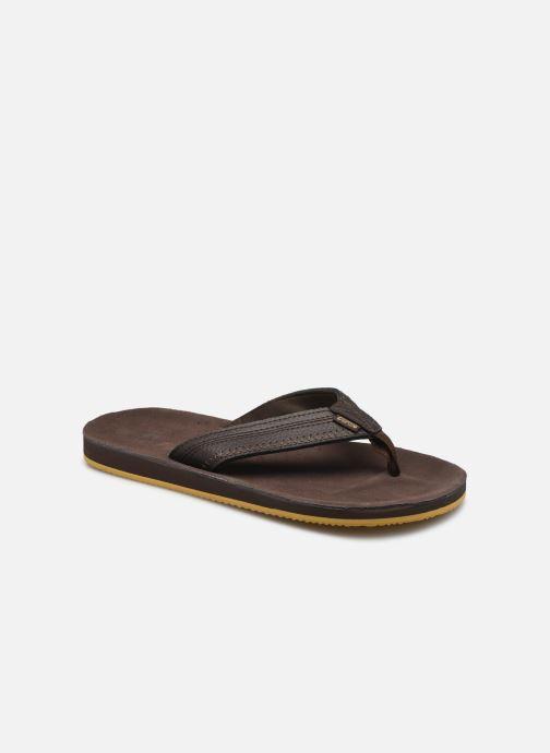 Zehensandalen Cool Shoe CLOUD DLX braun detaillierte ansicht/modell