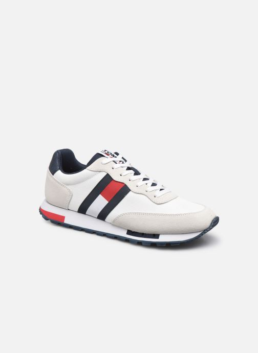 Baskets Homme RETRO TJM MIX POP RUNNER 58% RECYCLED
