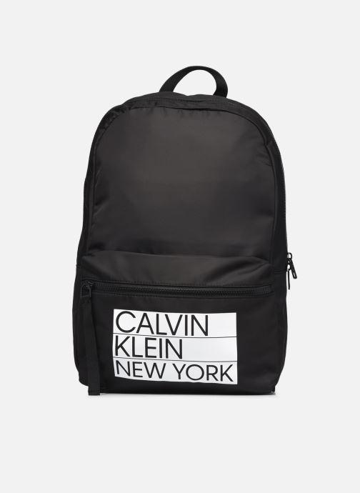 Rugzakken Calvin Klein CAMPUS BP 60% RECYCLED Zwart detail