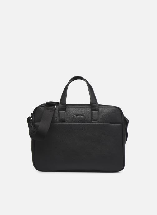 Computertassen Calvin Klein 2G LAPTOP BAG Zwart detail