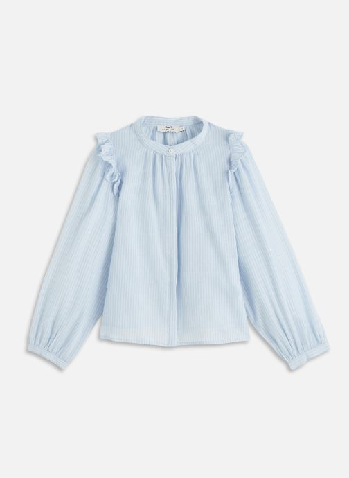 Vêtements Accessoires Chemise maxi manche froufrou