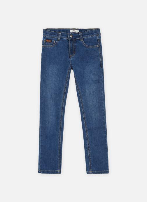 Vêtements Cyrillus Jean slim denim Bleu vue détail/paire