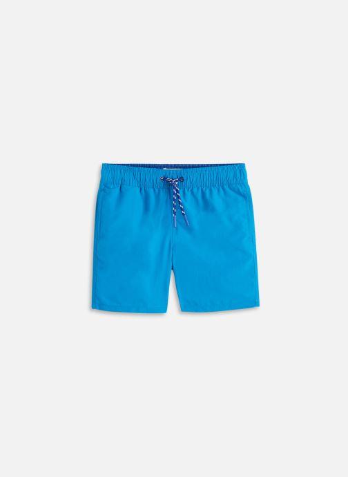 Vêtements Cyrillus Maillot de bain pigmentaire Bleu vue détail/paire