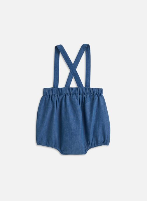 Vêtements Cyrillus Bloomer bretelles Bleu vue bas / vue portée sac
