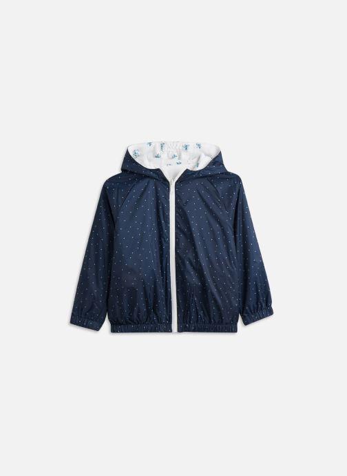 Vêtements Cyrillus Coupe vent Bleu vue détail/paire
