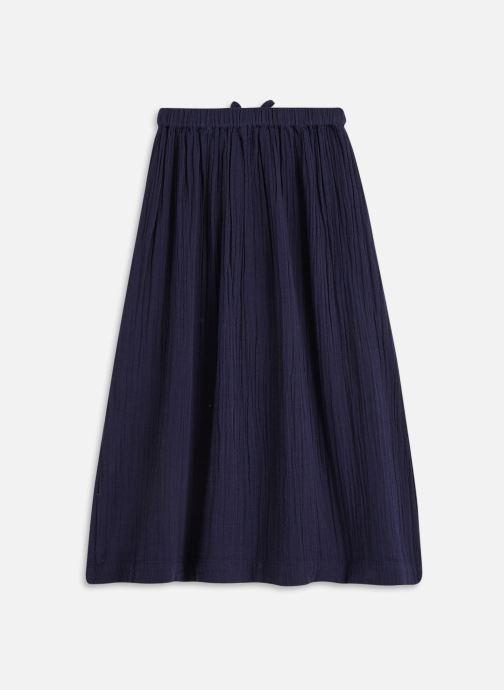 Vêtements Cyrillus Jupe longue Bleu vue bas / vue portée sac