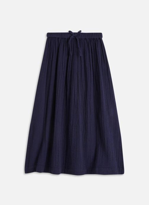 Vêtements Cyrillus Jupe longue Bleu vue détail/paire